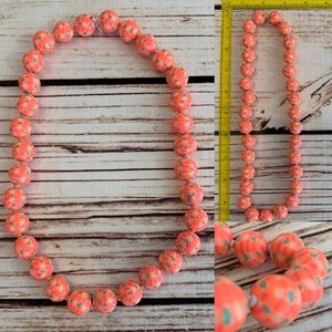 5 for $25 child large bead necklace